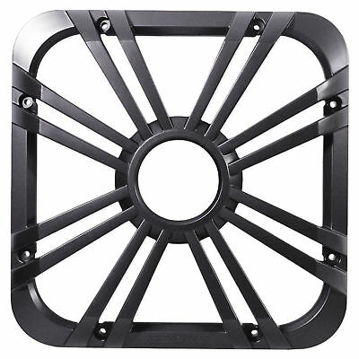 """Kicker 11L710GLC 10"""" Charcoal Grille w/LED For SoloBaric 11S10L7 Subwoofer Sub"""