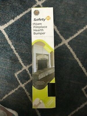 Safety 1st Foam Fireplace Hearth Bumper New!