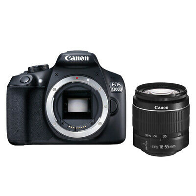 Canon EOS 1300D EF-S 18-55mm f/3.5-5.6 III Kit (Multi)