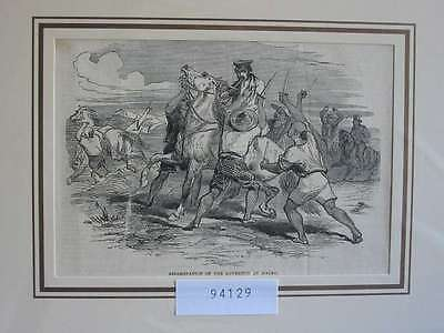 94129-Asien-Asia-China-Governor of Macao-T Holzstich-Wood engraving
