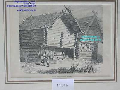 11546-Russland-Russia-HAUS-HOUSE-TH-1880