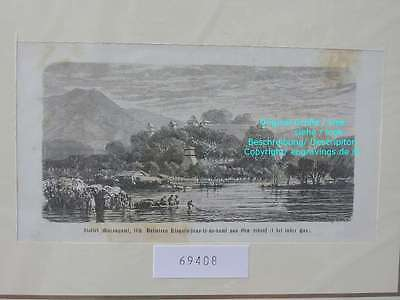 69408-Japan-Nippon-Nihon-Marongami Schloß-TH-1880