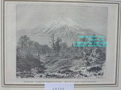 69399-Japan-Nippon-Nihon-Fuji-Fujisan-TH-1880