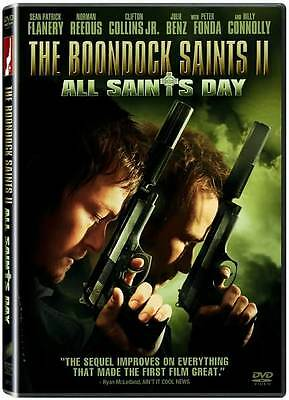The Boondock Saints II: All Saints Day (DVD, 2010) New