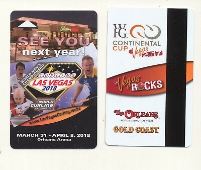the ORLEANS // the GOLD COAST---Las Vegas,NV--Room key--K-120