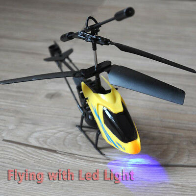 2 Color Quality W25 RC Helicopter 2 CH 2 Channel Mini RC Drone With Gyro