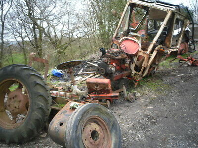 DAVID BROWN  TRACTOR SPARES from 30D to 1490