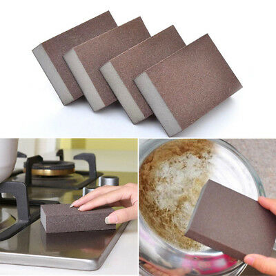 Cleaning Carborundum Cleaner Washing Home Magic Kitchen Tool Hot Sponge Brush