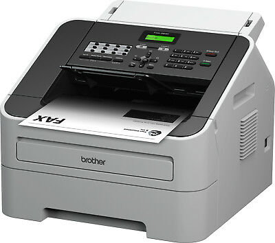 Brother FAX 2840 Laserfax Computer Peripherie FAX2840G1