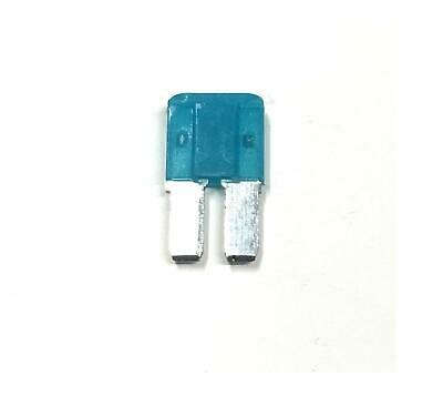 Car Spare 10x Micro2 Blade Fuses 15 Amp For Safety Safeguard Uses