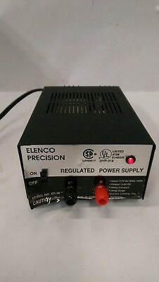 Elenco XR-36 Fixed Voltage Power Supply 13.8VDC 3A