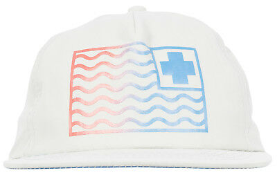 6457c6e822a Pink Dolphin Flag Gradient Snapback Hat Headwear Cap Mesh Unstructured Lid  Gray