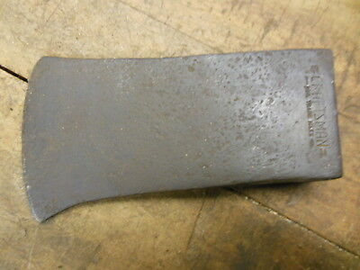 vintage Craftsman 2 1/4lb hatchet small axe head old woodsman camp tool