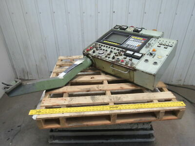 Okuma OSP-5000L Operator Interface Panel & Arm From a Working LC20-2SCT CNC Lath