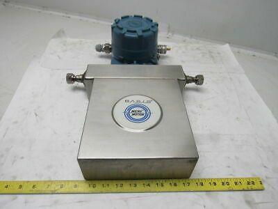 Emerson F025SI319SU Micro Motion 18-30 VDC Mass Flow Meter Transmitter 1450 PSI