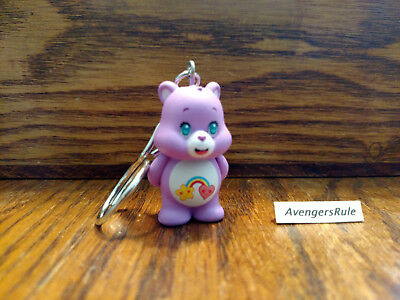 Care Bears Unbearably Cute Vinyl Keychain Series KidRobot Best Friend Bear 2/24