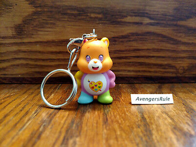Care Bears Unbearably Cute Vinyl Keychain Series KidRobot Work Heart Bear 2/24