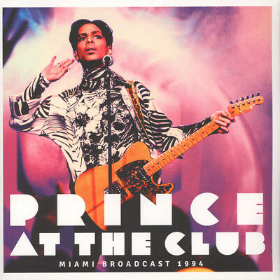 Prince - At The Club (Vinyl 2LP - 2018 - UK - Original)