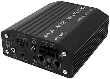 Hawg Halters Reference Series 400W Amplifier #RS400