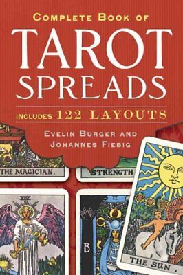 Complete Book of Tarot Spreads by Evelin Burger 9781454910794 (Paperback, 2014)