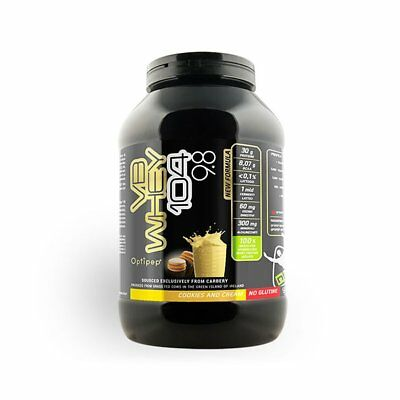 Net Integratori VB Whey 104 9.8 900 gr Proteine isol Cookies and Cream
