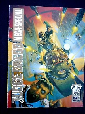 "...""Judge Dredd"">Mega-Special>No.3 1990>2000AD>Comic..."