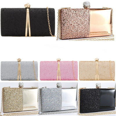 LeahWard Women's Hard Case Clutch Evening Party Prom Bags Handbags For Wedding