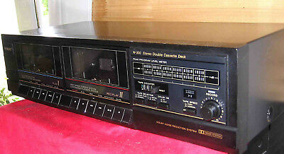 TEAC W300 Cassette TAPE-DECK guter Dual-REKORDER~~Abhol./BankÜ(PayP a.Anfrage)