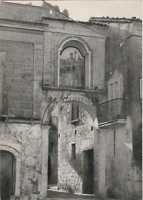 SUMMONTE - Arco S.Nicola 1967