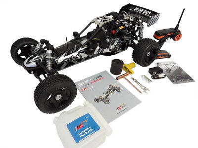 1/5 King Motor RC KM001 30.5cc Gas Dune Buggy HPI Baja 5B SS Compatible Rovan !