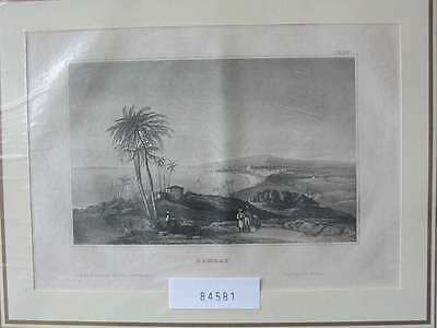 84581-Asien-Asia-Indien-India-Bombay-Mumbai-Stahlstich-Steel engraving