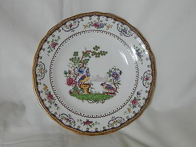 Spode Copeland Chelsea Pattern Plate Exclusive To Harrods