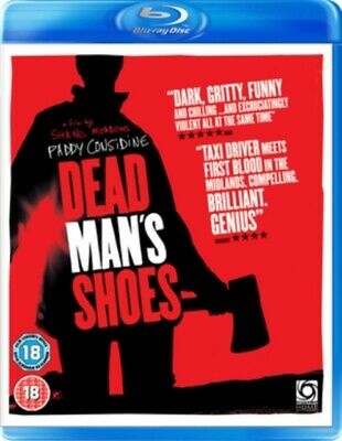 Dead Mans Shoes Blu-Ray NEW BLU-RAY (OPTBD0135)