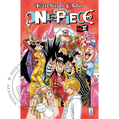 Manga - One Piece 86 - Star Comics