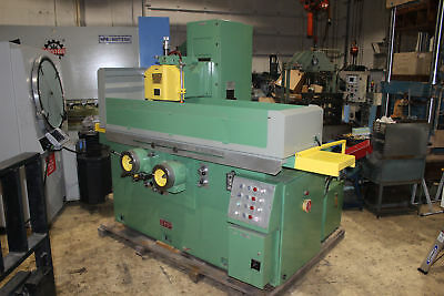 "GMP 1000/400 Hydraulic Surface Grinder 13.75"" x 39"""