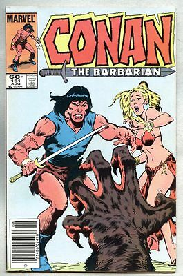 Conan The Barbarian #161-1984 vf- John Buscema Fafnir