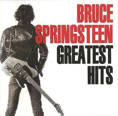 Bruce Springsteen - Greatest Hits - Cd, 1995