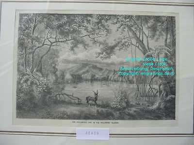 48439-Philippinen-Philippines-Pilipinas-Lake-See-Holzstich-Wood engraving-1870