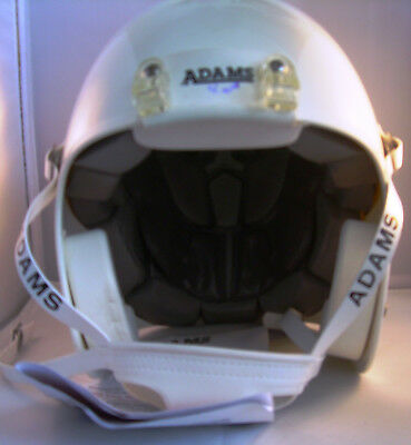 Footballhelm Adams A2010 GRID- ELITE II,  weiß, Gr. XL, Neu,