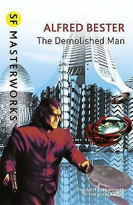 The Demolished Man by Alfred Bester (Paperback, 1999)