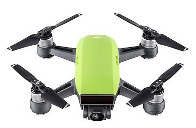 Drohne DJI Spark Meadow Green Fly More Combo