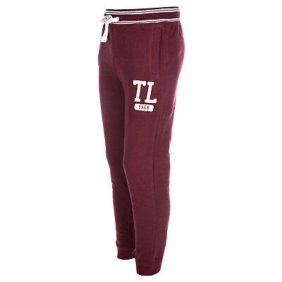 Boys Tokyo Laundry Infant Boys Bellevue Point Jog Pant in Oxblood - 5-6