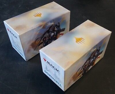 MTG Cards  Empty Storage Box Magic the Gathering Dominaria Art x 2