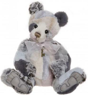 Charlie Bear TAGGLE 37cm Collectible Soft Plush Toy Branded Jointed Stuffed
