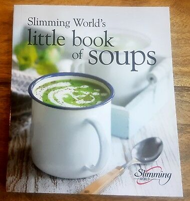 Slimming World Little Book Of Soups - 60 Delicious Recipes Sb