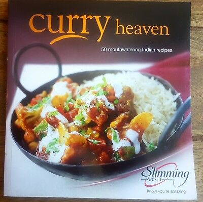Slimming World Curry Heaven - 50 Mouthwatering Indian Recipes  Sb