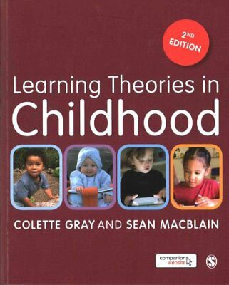 Learning Theories in Childhood by Colette Gray 9781473906464 (Paperback, 2015)