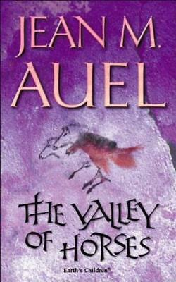 The Valley of Horses - Jean M Auel - Coronet - Acceptable - Paperback