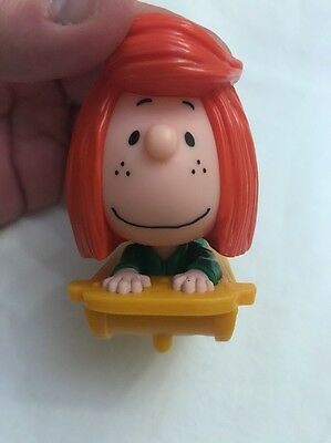 the peanuts movie peppermint patty 2015 mcdonalds happy meal toy