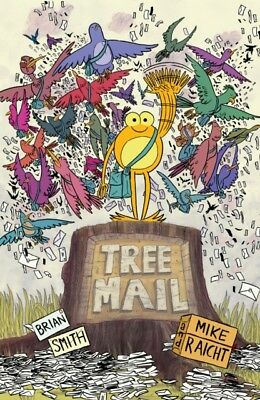 TREE MAIL, Smith, Brian W., 9781506700960